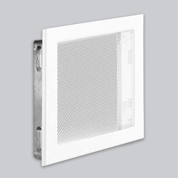 1694-VLG Ventlab Gitter mit Gittergewebe 220 x 220 mm, weiss-1
