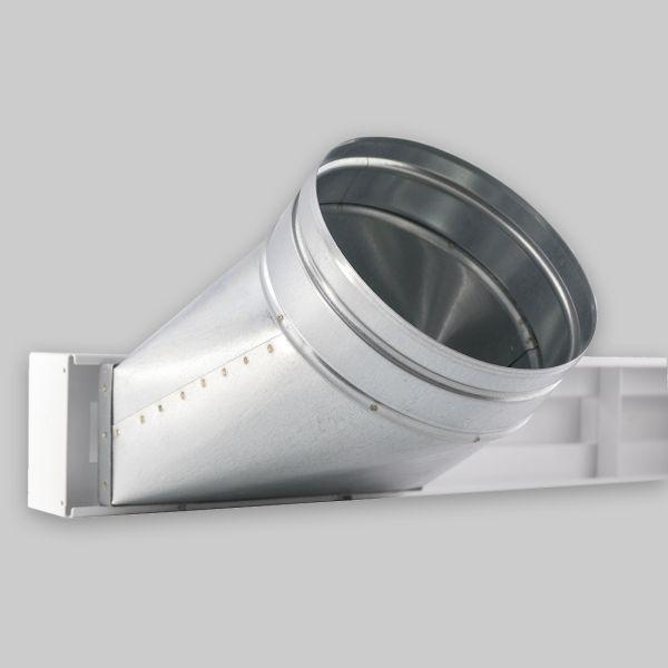 1370-OAPS Stutzen zu Open Air 8, Ø 125 mm-1