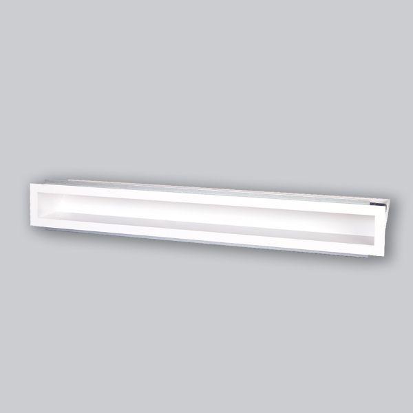 1110-OA Open Air 80 LL Ventilationsleiste mit Luftleitblech, 800 x 100 mm, weiss-1