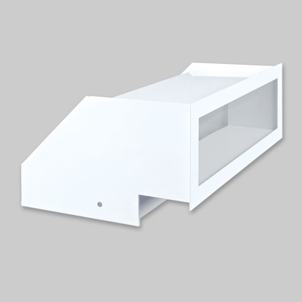 1440-OA Open Air 3 Ventilationsbox 400 x 150 mm, weiss-1