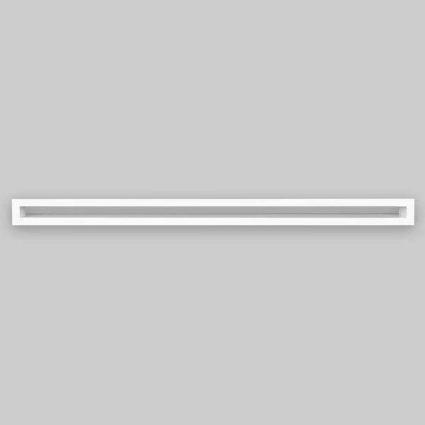 1215-OAS Open Air small 90 Ventilationsleiste, 900 x 60 mm, weiss-1