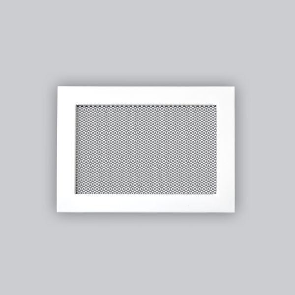 1682-VLG Ventlab Gitter mit Gittergewebe 240 x 170 mm, weiss-1