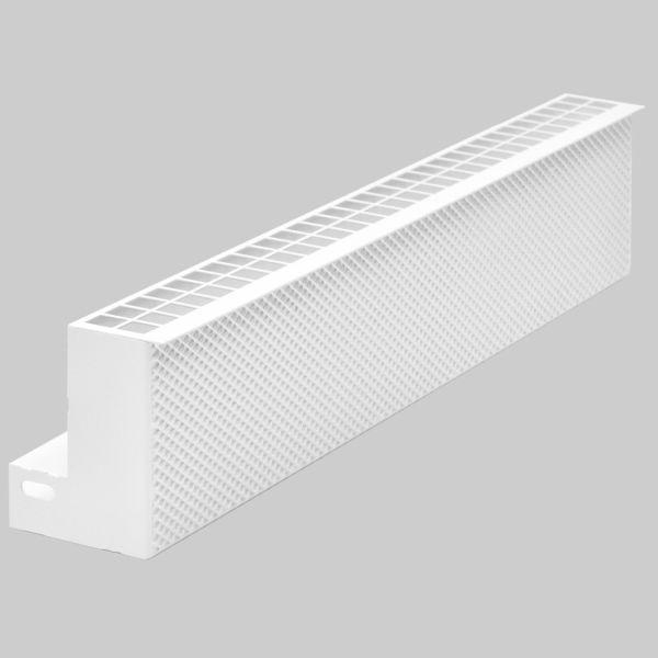 0204-EL EasyLine Gitter 750 x 101 mm, weiß-1