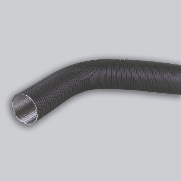 4270-CFX Color-Flex Ø 125 mm x 1,5 m, schwarz-1