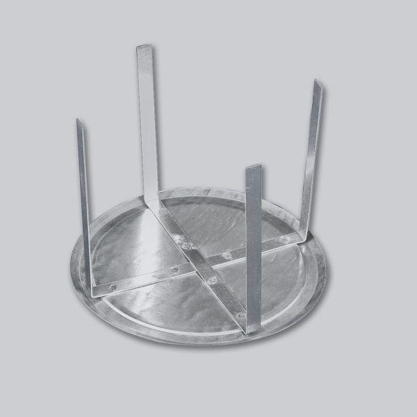 4702-STO Abdeckstopfen für stillgelegte Stutzen Ø 150 mm-1