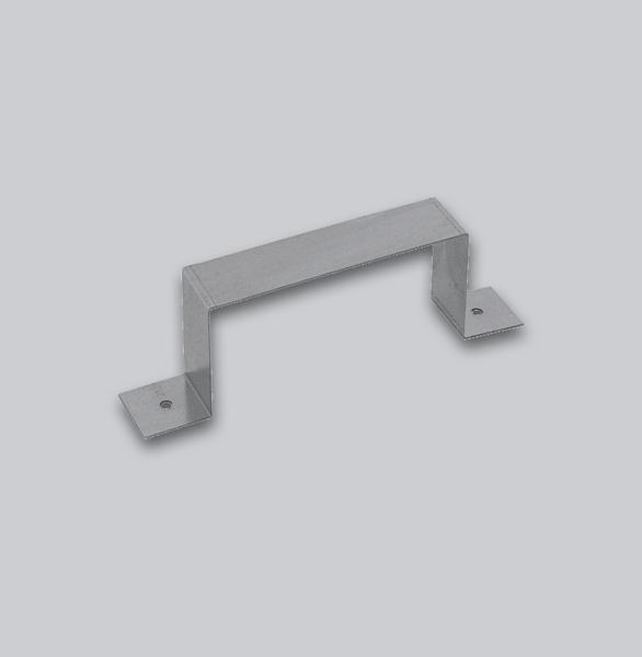 3814-FKBG Flachkanal Befestigung gedämmt, 150 x 50 mm-1