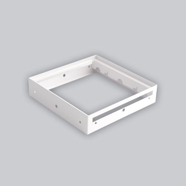 1732-VPR putzbündiger Rahmen 220 x 220 mm, weiss-1
