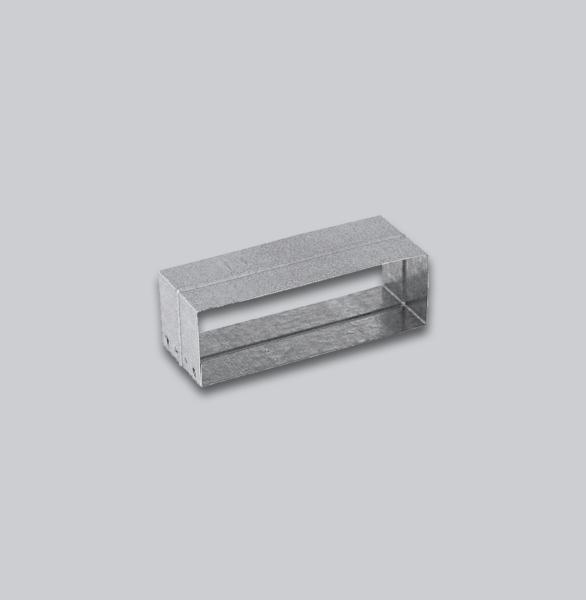 3050-FKV Flachkanal Universalverbinder 150 x 50 mm-1