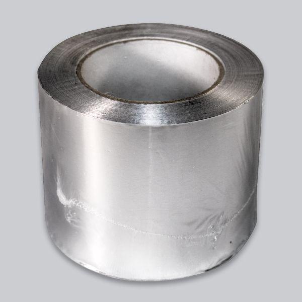 4434-ALB Alu-Klebeband hitzebeständig bis 120°C, 50-m-Rolle, Breite 100 mm-1