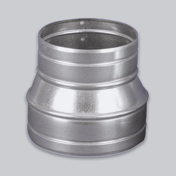 4504-AFR Alu-Flex - Reduzier- u. Erweiterungsstück Ø 125 / 80 mm-1