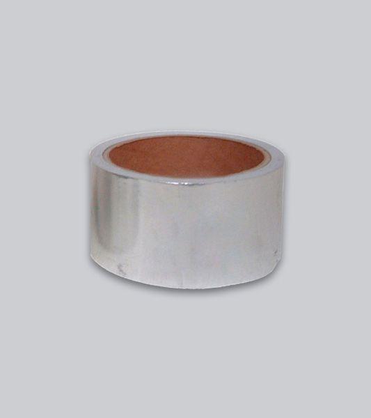 4438-ALB Alu-Klebeband hitzebeständig bis 350°C, 10-m-Rolle, Breite 50 mm-1