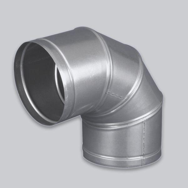 4552-ARB Alu-Flex Vario Rohrbogen verstellbar von 0 - 90°, Ø 100 mm-1