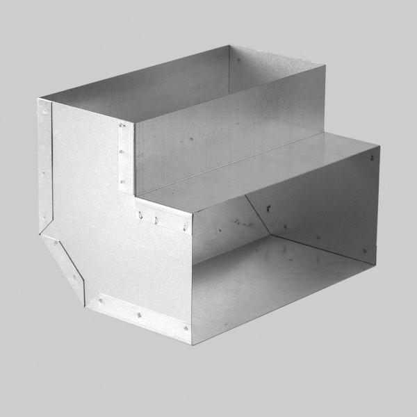 3400-FKU Flachkanal Übergang Wand-Boden 90°, 150 x 50 mm-1