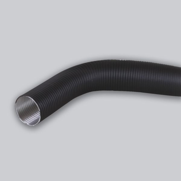 4250-CFX Color-Flex Ø 80 mm x 1,5 m, schwarz-1