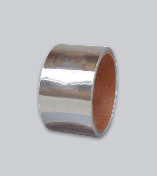 4436-ALB Alu-Klebeband hitzebeständig bis 350°C, 5-m-Rolle, Breite 50 mm-1