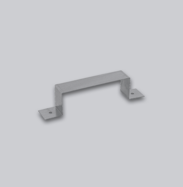 3800-FKBU Flachkanal Befestigung ungedämmt, 150 x 50 mm-1