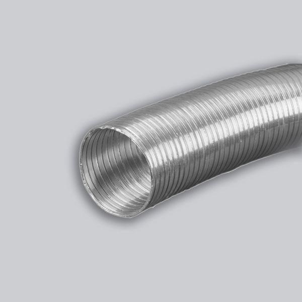 4158-ALX Alu-Flex 3 m (gestaucht auf 1 m) Ø 160 mm-1