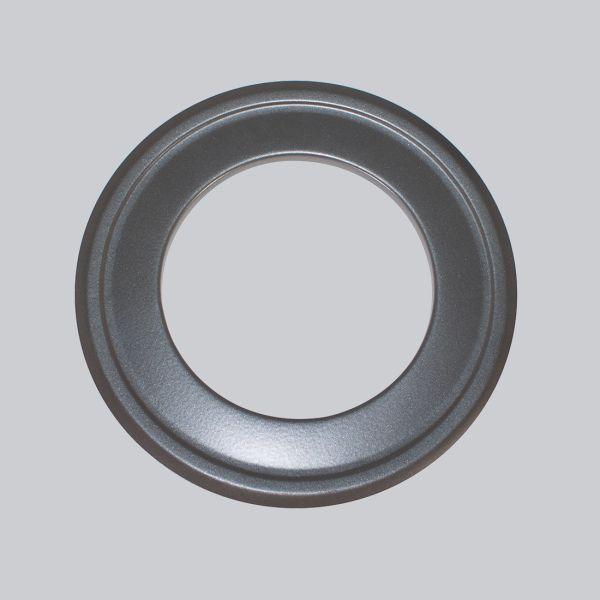 4398-RCF Rosette für Color-Flex Ø 50 mm, grau-1