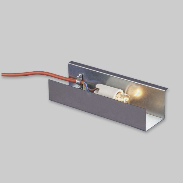 "1400-OALi Open Air ""Licht"" Beleuchtungseinheit für OA 1 und OA 3, 15 Watt, 3 m Anschlusskabel-1"
