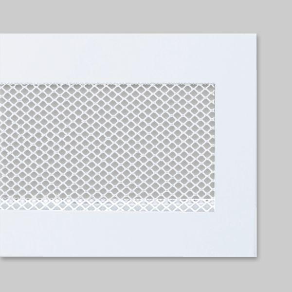 1310-OASK Open Air 80 SK Ventilationsleiste mit Gittergewebe, 800 x 100 mm, weiss-1